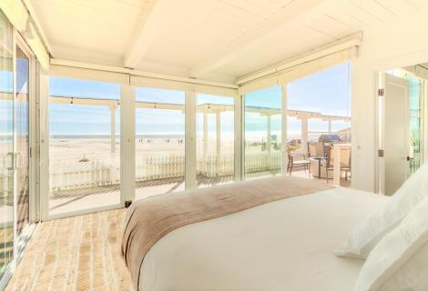 SeaVenture Beach House Vacation Rental Bedroom