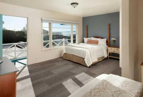 Tides Oceanview Inn Room