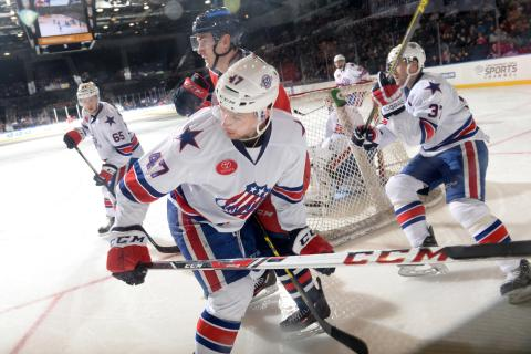 Rochester American's Hockey