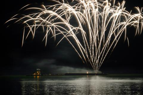 Independence Day Celebration Paducah Riverfront