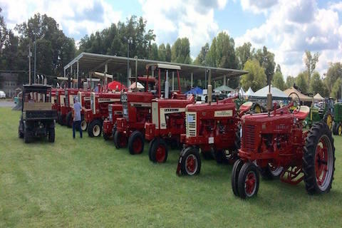 Antique Gas Engine & Tractor Show Paducah