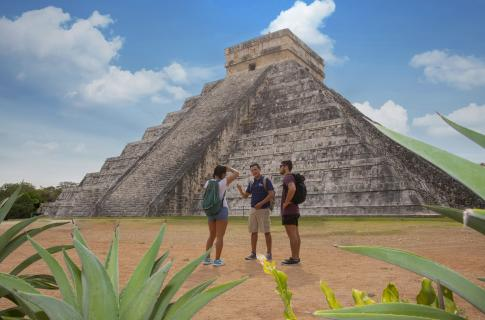 Chichen Itza Cancun Adventures