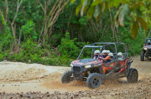 Polaris Cancun Adventures