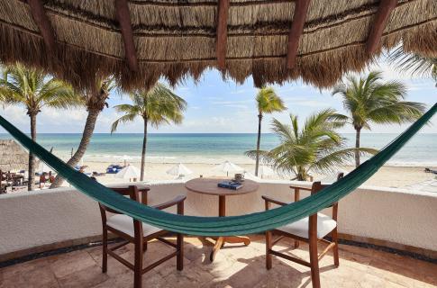 Deluxe Ocean View Room - Terrace