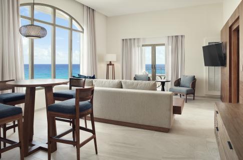 Grand Ocean Front Living Room
