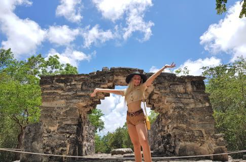 San Gervasio Ruinas 1