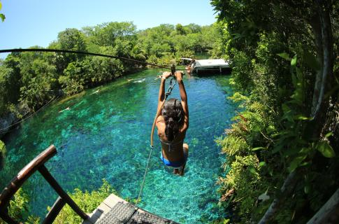 Cenote Abierto
