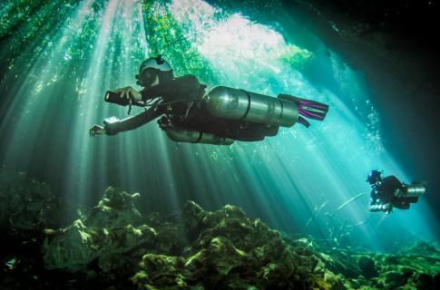 Buceo Sidemount