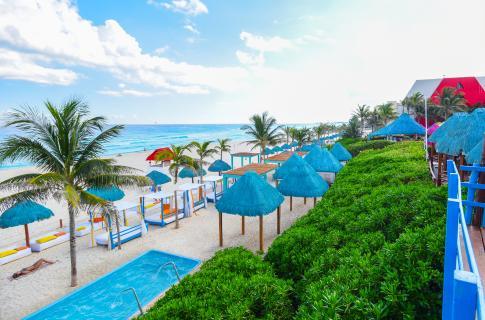Club de Playa en Grand Oasis Cancún