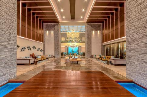 Haven Riviera Cancun Resort SPA - LOBBY
