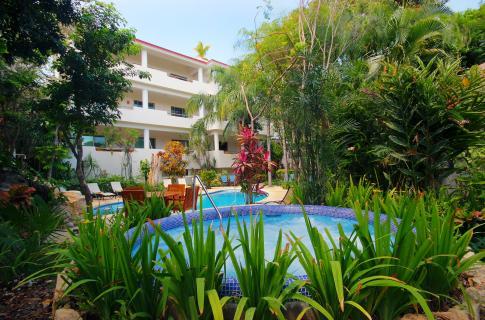 Jacuzzi Riviera Maya Suites
