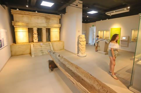 Sala Prehispanica