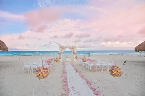 Boda Paradisus Cancun