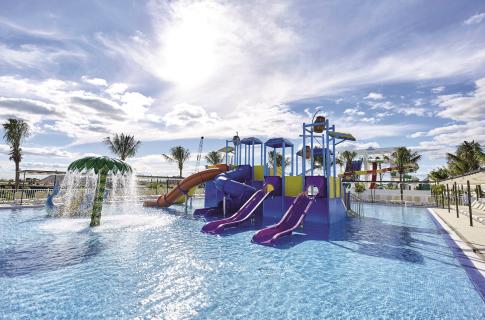RIU Dunamar - 2 Kid's pool