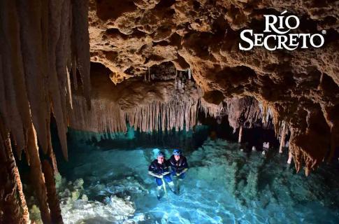 Cueva subterránea