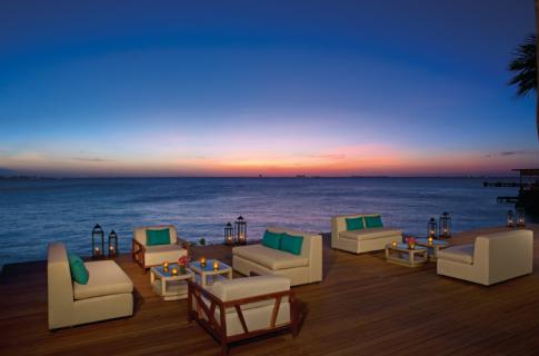 Zoetry Villa Rolandi Isla Mujeres - Deck_Sunset