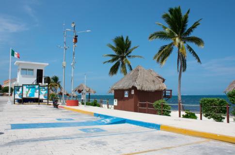 Estacionamiento Playa El Niño