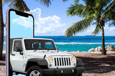 jeep w hard top