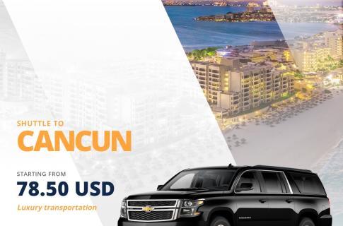 Cancun Transfers DV