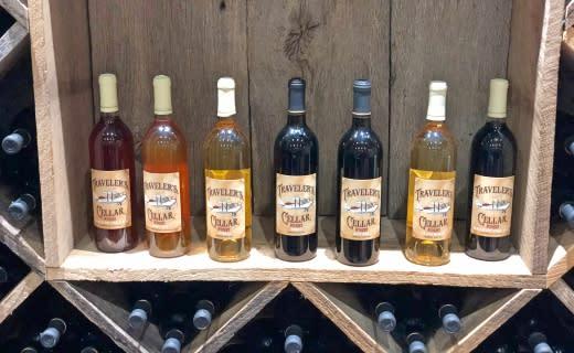 Travelers Cellar Wines