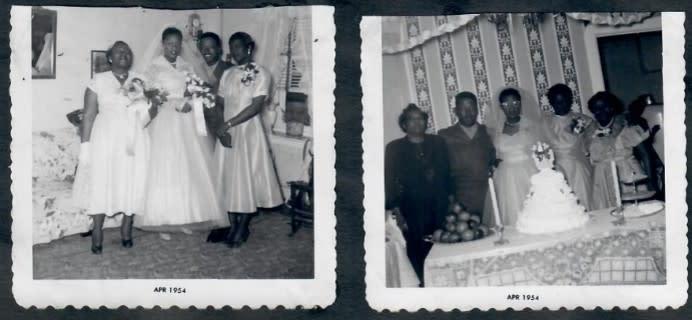 Cousin Bea's Wedding - Shirley Lee