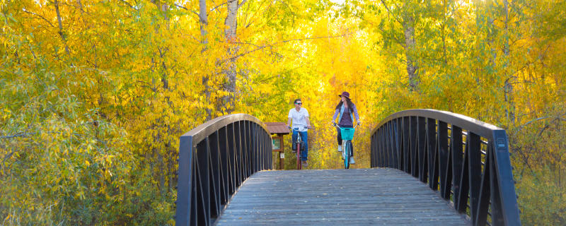 Yampa Core Trail makes it easy to get around in Steamboat Springs