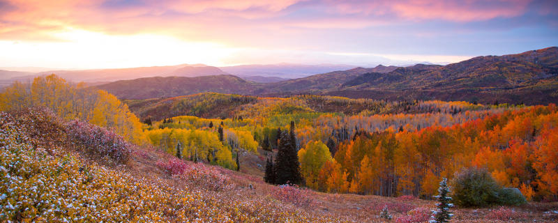 Fall Steamboat Springs Colorado