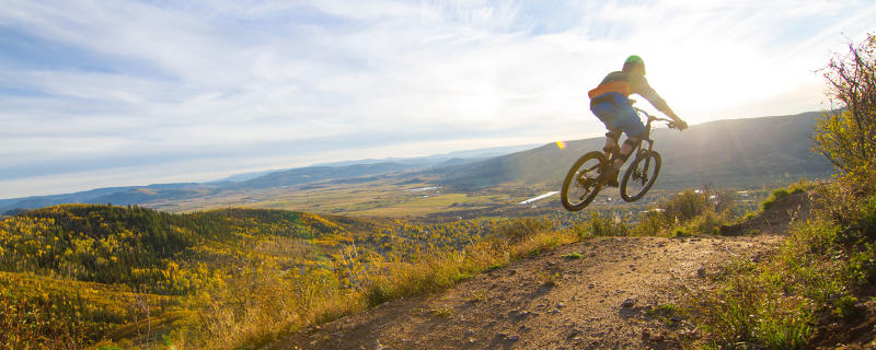 Steamboat Bike Park