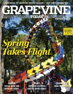 Grapevine Today Visitors Guide - Spring 2019