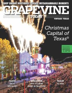 GV Today Visitors Guide Cover - Winter 2019