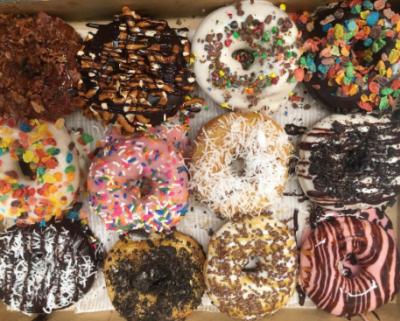 zombie donuts instagram