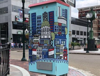 DID utility boxes