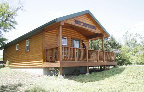 Kanopolis State Park Cabin