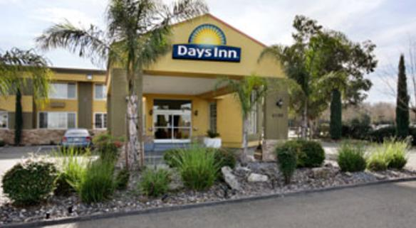 Days Inn Woodland Front