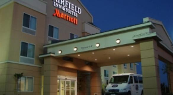 Fairfield Inn Natomas Airport