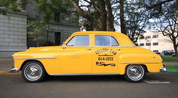 1951 Cab