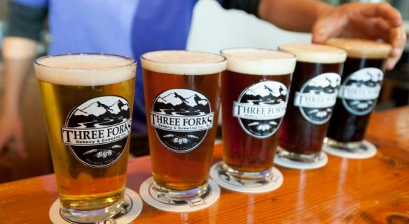 Three Forks Bakery & Brewing Co.
