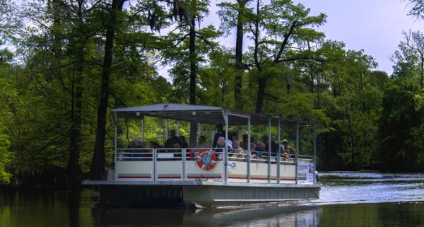 Neches River Adventures Boat Tours