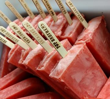 Pop Brothers Artisan Popsicles
