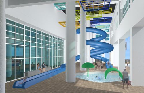 South Bay Inn and Suites slide rendering