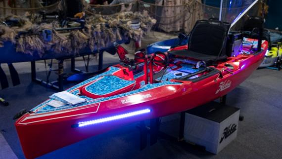 Great American Outdoor Show Boat