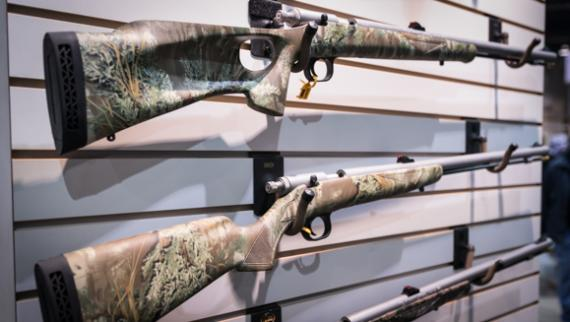 Great American Outdoor Show Rifle