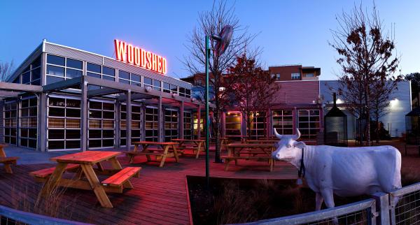 Woodshed Smokehouse