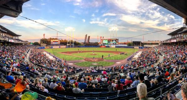 The Norfolk Tides at Harbor Park