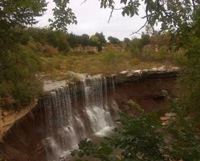 Cowley Falls