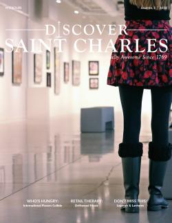 Discover Saint Charles Visitor Magazine