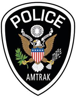 Amtrak Badge