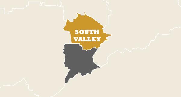 South Valley - Sandy Neighborhood