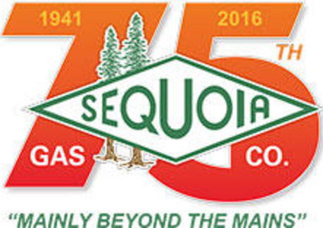 sequoia gas