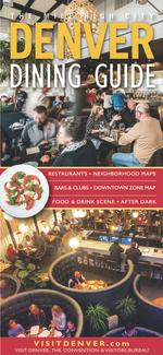 2019 Denver Dining Guide Cover